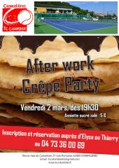 After Work Crêpe Party
