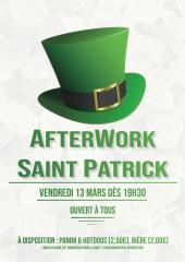 After Work Soirée Saint Patrick