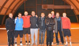 Finale équipe 1