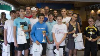 Tournoi jeunes 2015