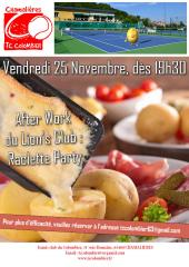 After Work du Lion's Club : Raclette Party