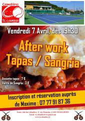 After Work Tapas / Sangria
